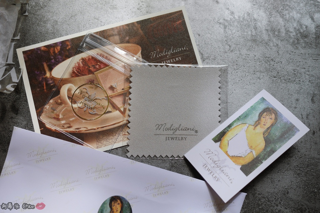 Getmii 仕飾人飾品穿搭Modigliani莫莉里安尼7.JPG