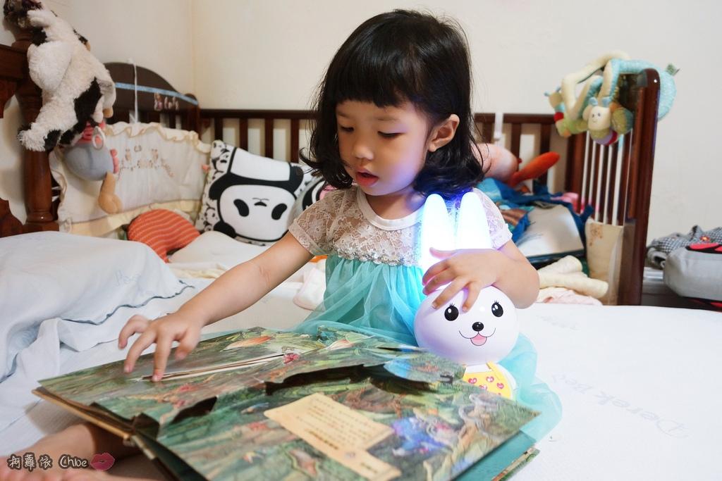 第二代芽比兔故事機(粉紅) + 台灣製造Hello Kitty音樂故事棒 開箱分享10.JPG