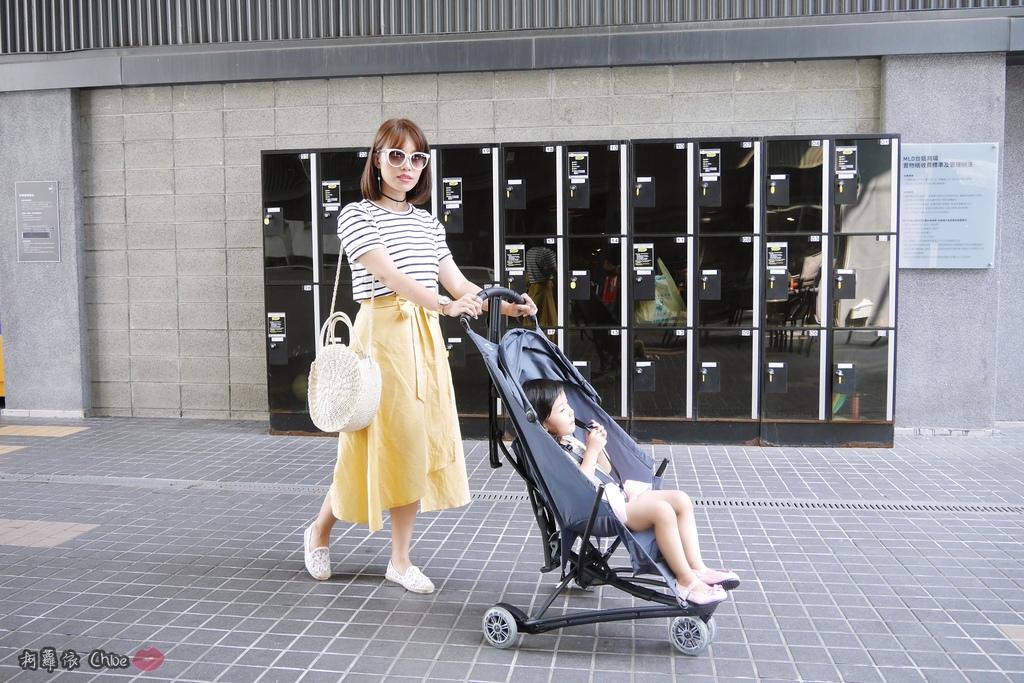 荷蘭Quinny 【最咕溜好推的輕巧時尚旅行車Yezz】開箱分享1.JPG