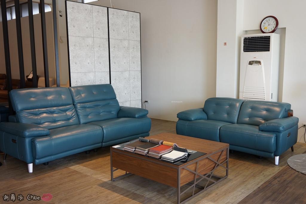 高雄沙發 歐美流行全牛皮沙發 義大利皮革電動沙發就在三商傢俱7.JPG