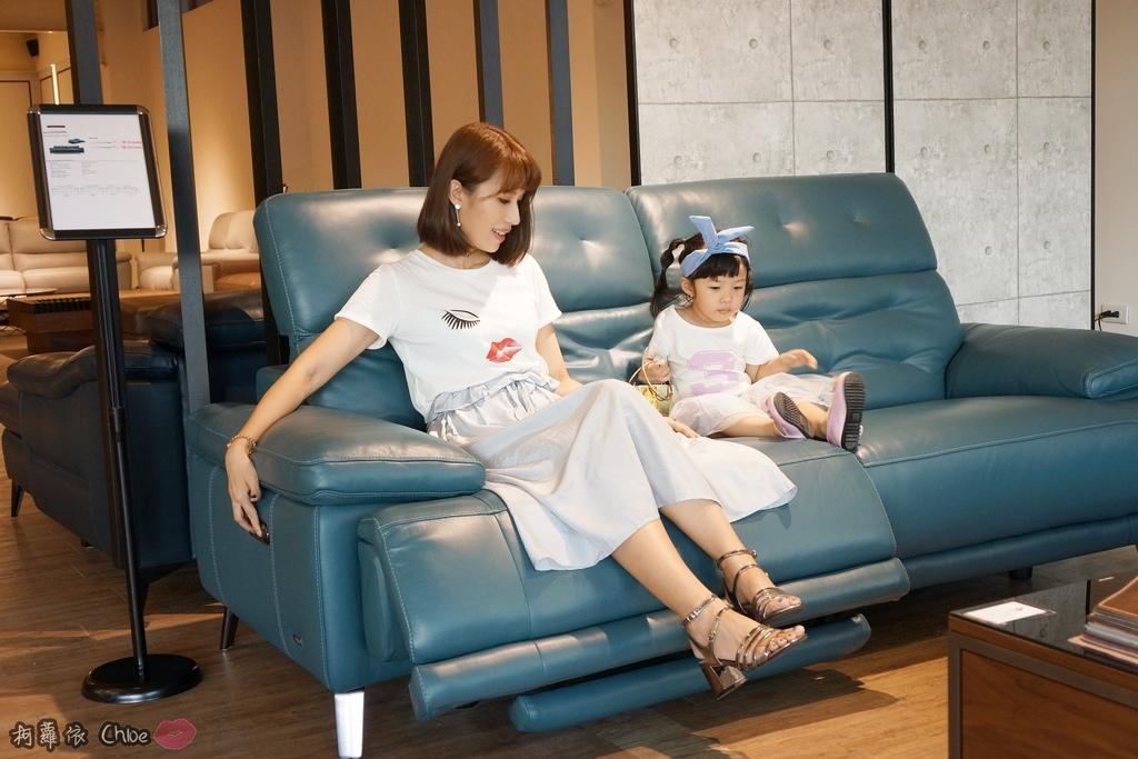 高雄沙發 歐美流行全牛皮沙發 義大利皮革電動沙發就在三商傢俱10.JPG