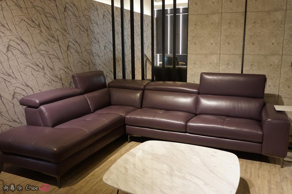 高雄沙發 歐美流行全牛皮沙發 義大利皮革電動沙發就在三商傢俱12.JPG