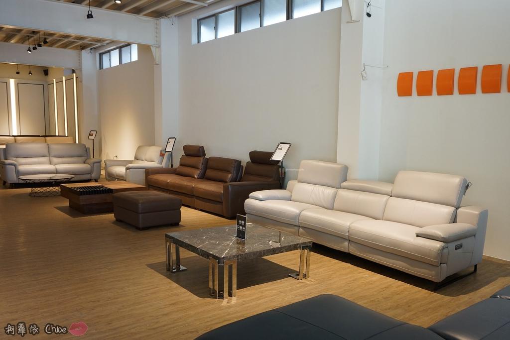 高雄沙發 歐美流行全牛皮沙發 義大利皮革電動沙發就在三商傢俱16.JPG