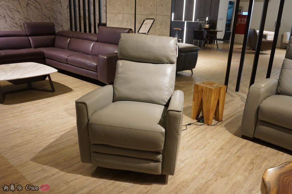 高雄沙發 歐美流行全牛皮沙發 義大利皮革電動沙發就在三商傢俱18.JPG