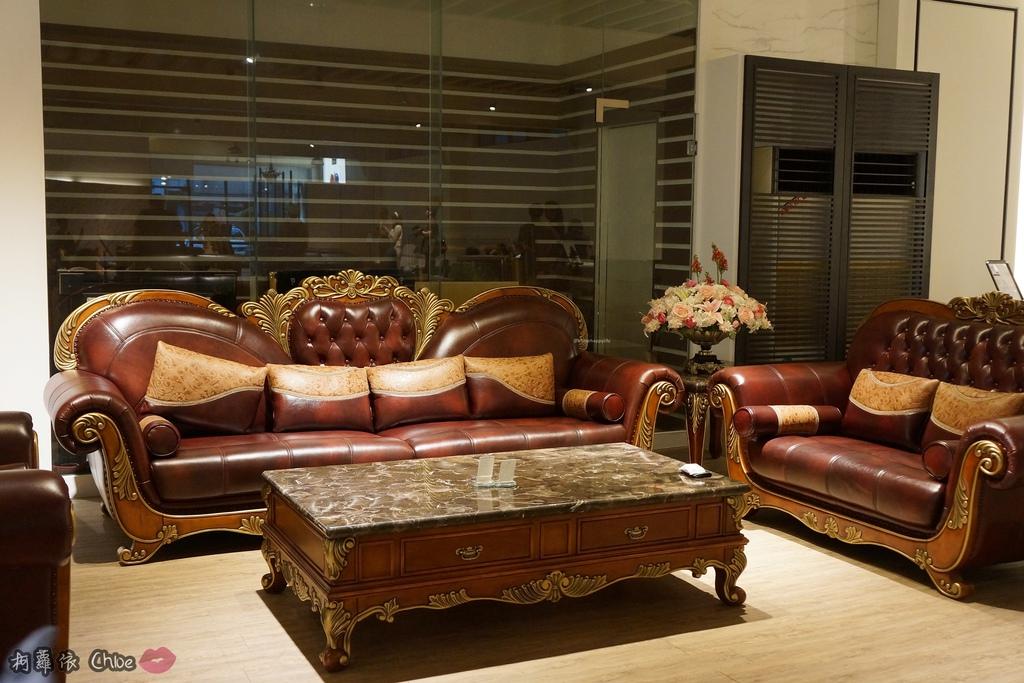 高雄沙發 歐美流行全牛皮沙發 義大利皮革電動沙發就在三商傢俱22.JPG
