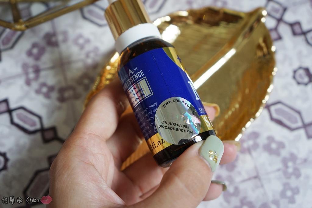 SHILLS 舒兒絲 經典明星產品清單大公開 面膜防曬杏仁酸11.JPG
