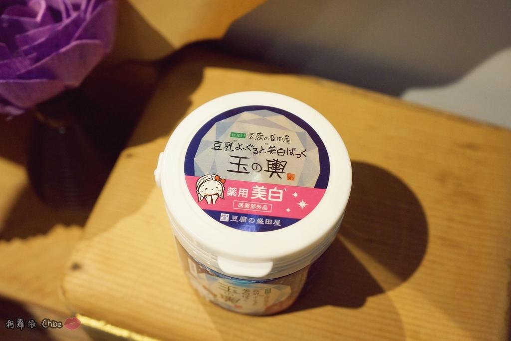 豆腐盛田屋 玉之輿豆乳優格面膜 亮白保濕版2.JPG