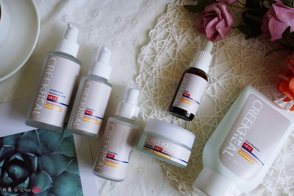 慢,即是快!修護肌膚找到完美平衡 CREEKHEAL珂芮爾 MED+醫系列2.JPG