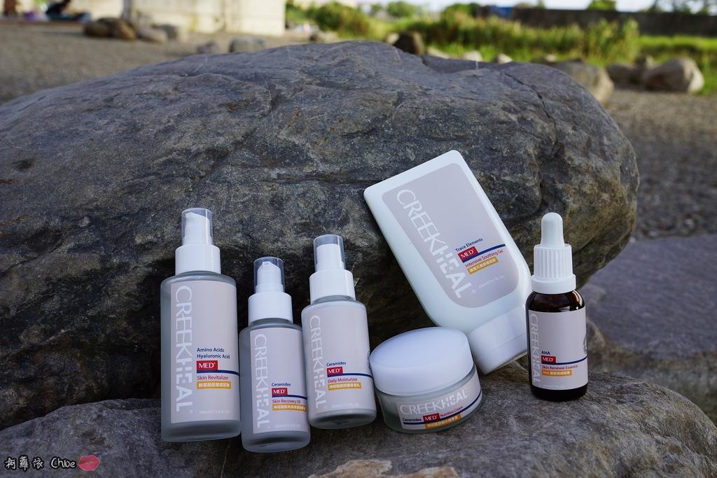 慢,即是快!修護肌膚找到完美平衡 CREEKHEAL珂芮爾 MED+醫系列35.JPG