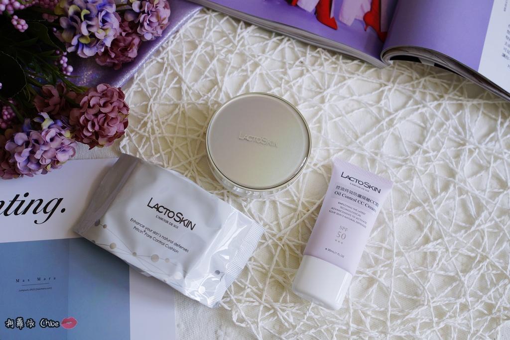 氣墊底妝又一強者LactoSkin全面防禦賦活淨透氣墊敏兒也能安心拍出舒適感光澤肌2.JPG