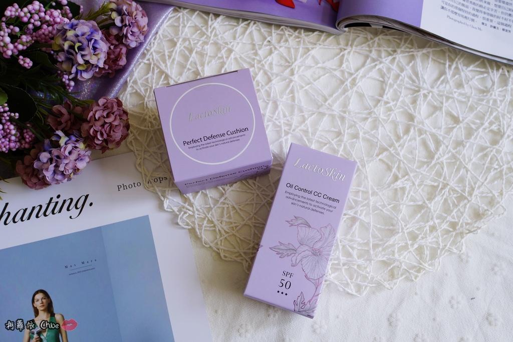 氣墊底妝又一強者LactoSkin全面防禦賦活淨透氣墊敏兒也能安心拍出舒適感光澤肌1.JPG