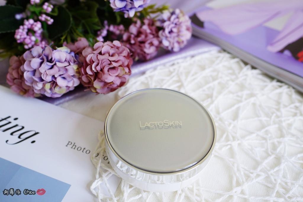 氣墊底妝又一強者LactoSkin全面防禦賦活淨透氣墊敏兒也能安心拍出舒適感光澤肌14.JPG