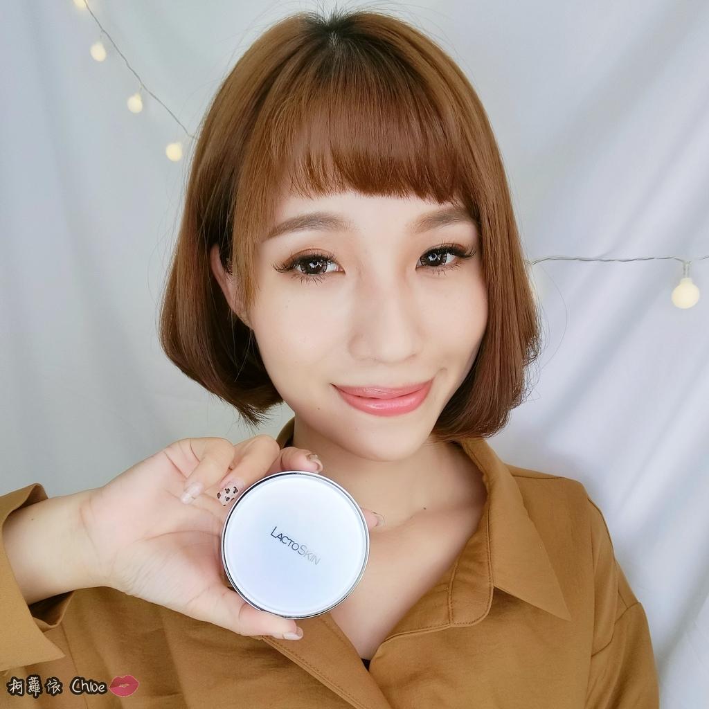 氣墊底妝又一強者LactoSkin全面防禦賦活淨透氣墊敏兒也能安心拍出舒適感光澤肌25.JPG