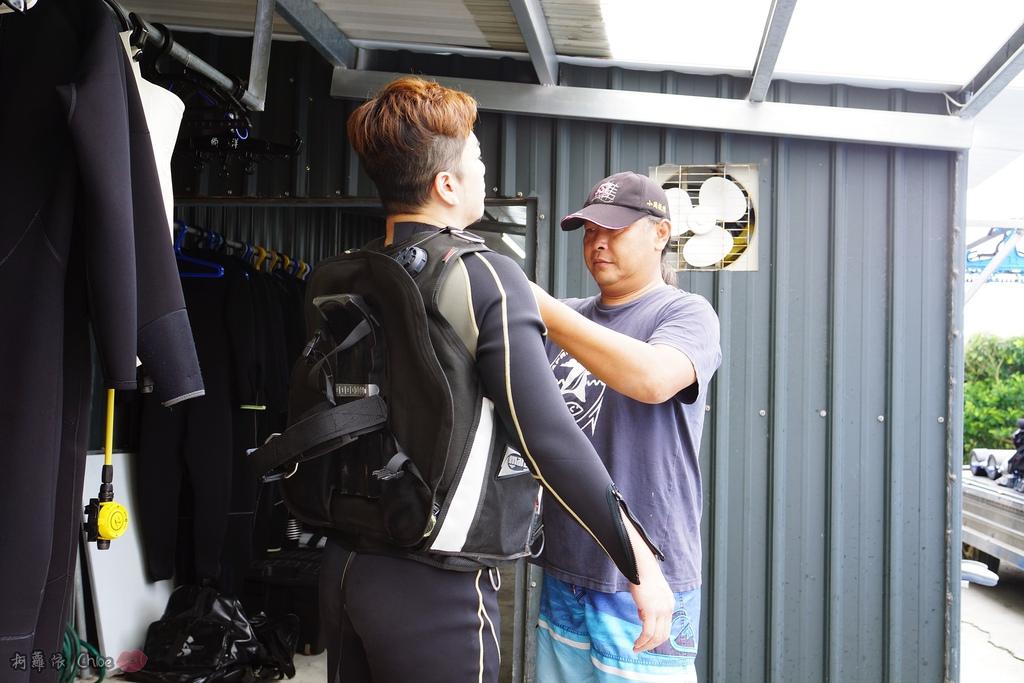 墾丁說走就走GO!二天一夜輕旅行 愛上潛水探索美麗的海洋 交給專業徜徉潛旅訓練中心33.JPG