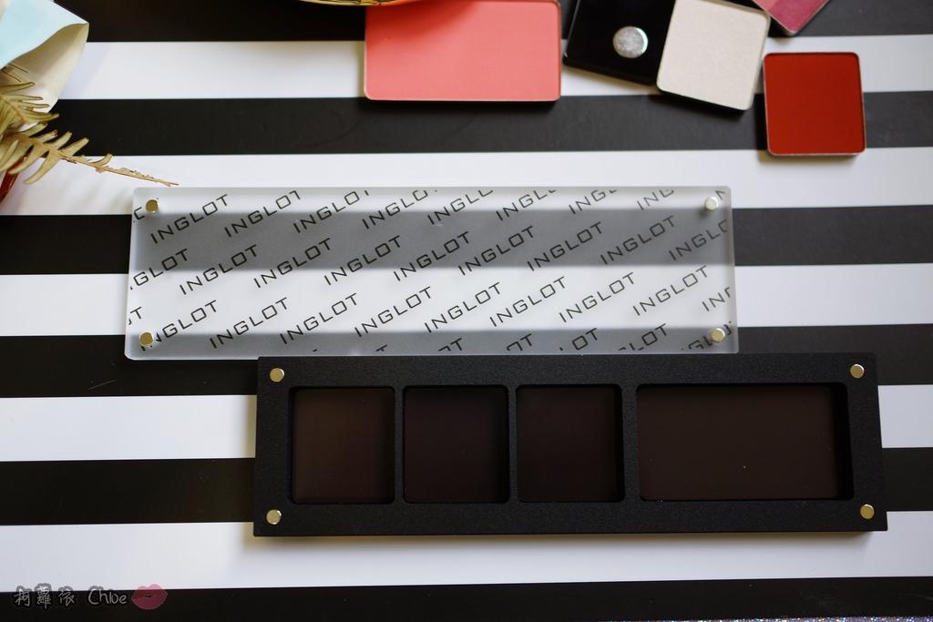 歐美彩妝 來自波蘭INGLOT 超多彩妝組合自由配!兩款眼妝LOOK試色分享5.JPG