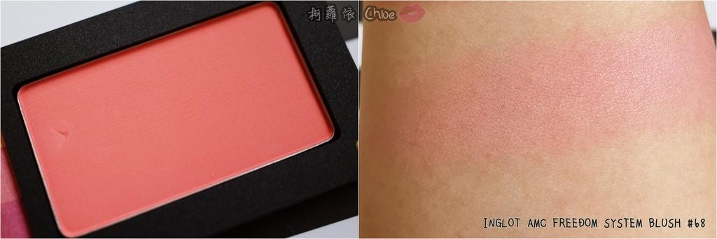 歐美彩妝 來自波蘭INGLOT 超多彩妝組合自由配!兩款眼妝LOOK試色分享11.jpg