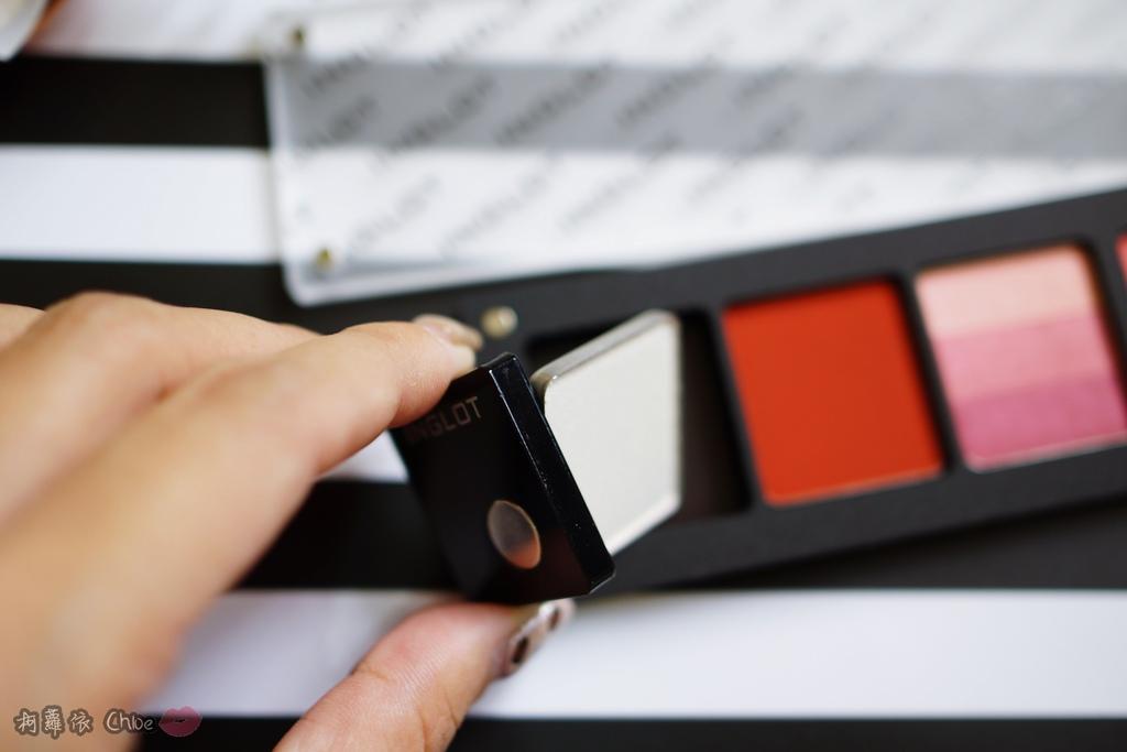 歐美彩妝 來自波蘭INGLOT 超多彩妝組合自由配!兩款眼妝LOOK試色分享9.JPG