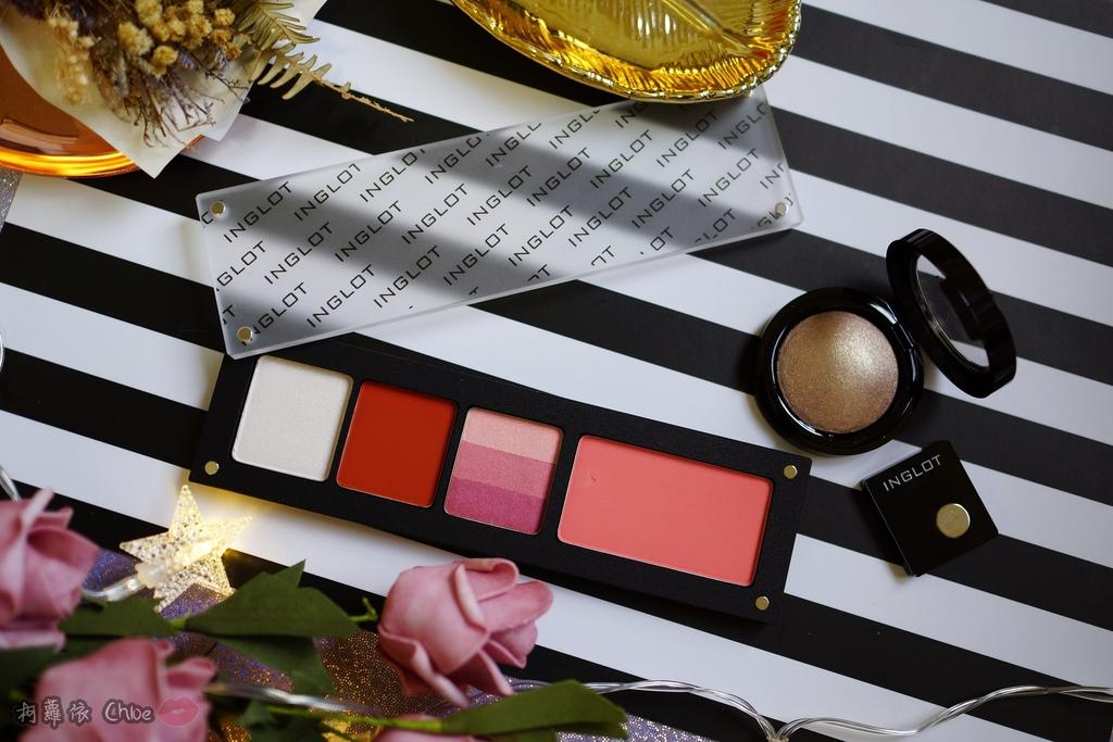 歐美彩妝 來自波蘭INGLOT 超多彩妝組合自由配!兩款眼妝LOOK試色分享28.JPG