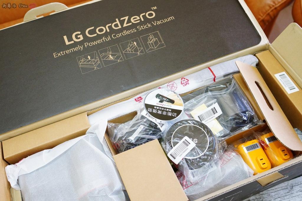 開箱 LG CordZero A9+ 快清式無線吸塵器 吸力強 乾淨 x 輕鬆 x 耐用 再升級4.JPG