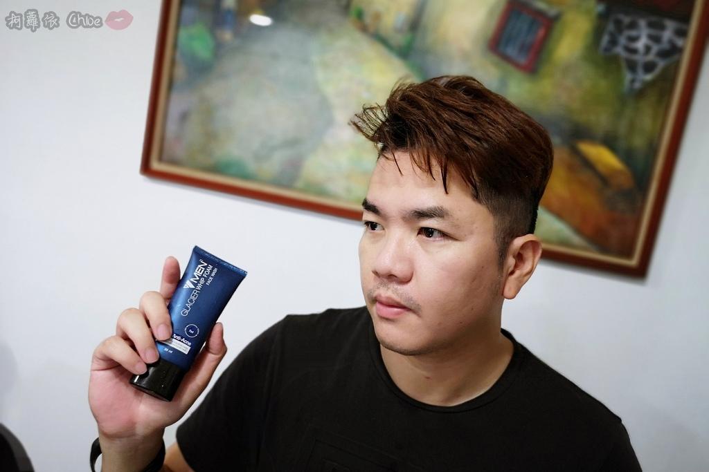 男性保養品 清爽不油膩!泰國VMEN控油洗面乳保濕精華10.jpg