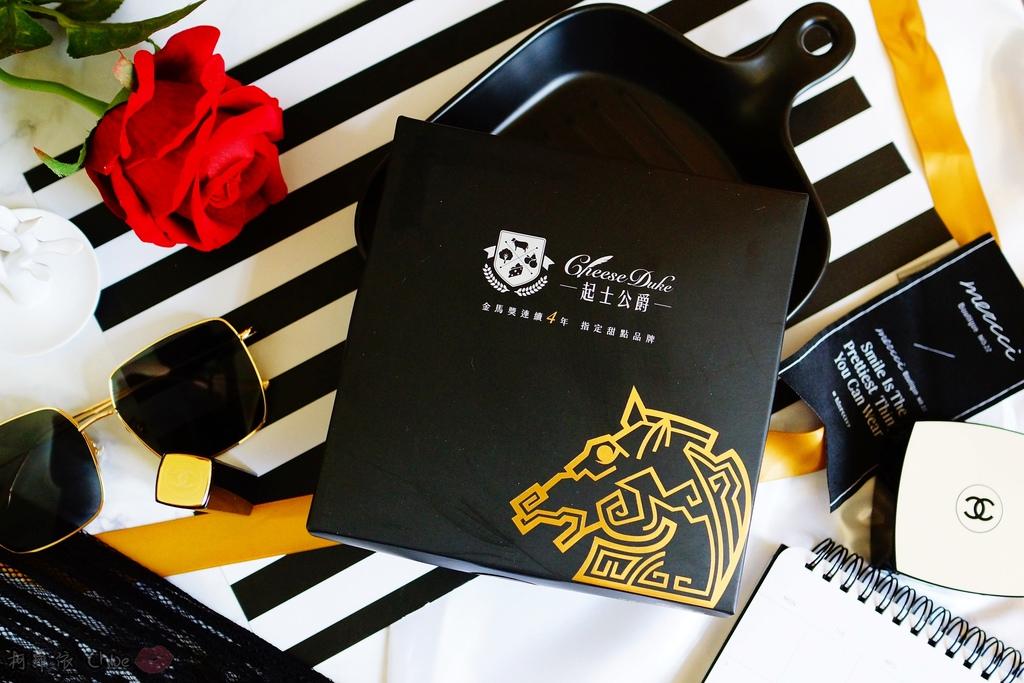 甜點 台南起士公爵 絲滑入口 流金花生巧克力 第55屆金馬指定甜點1.JPG