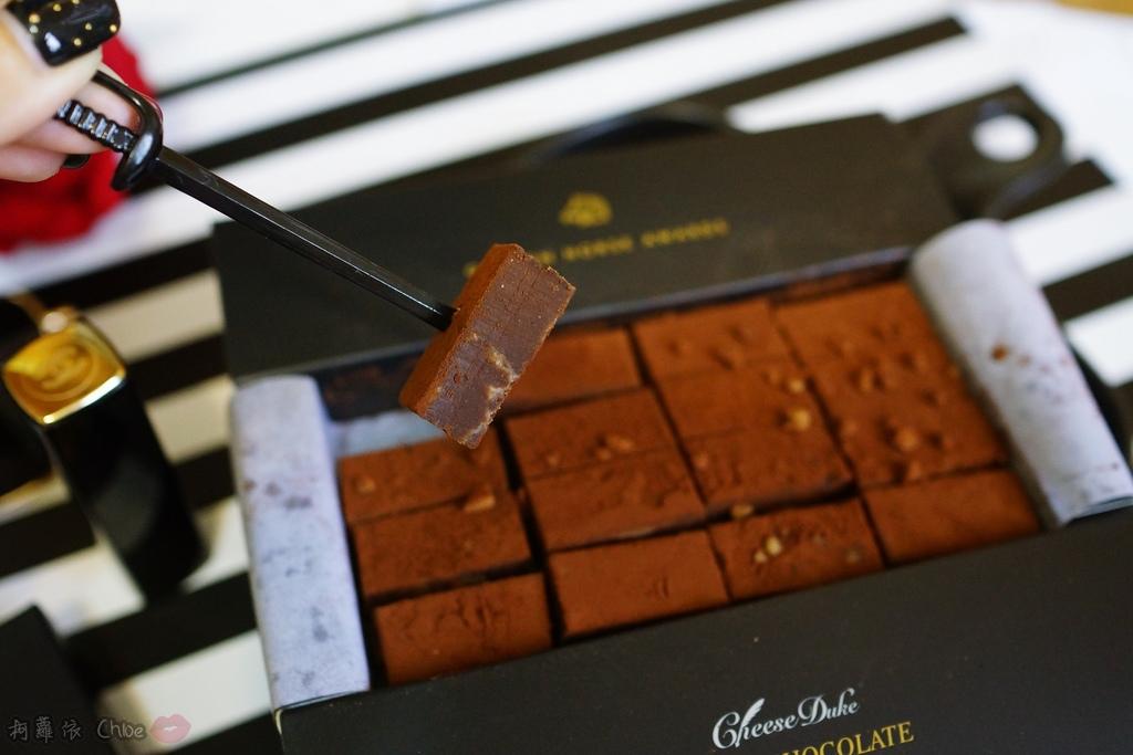甜點 台南起士公爵 絲滑入口 流金花生巧克力 第55屆金馬指定甜點10.JPG