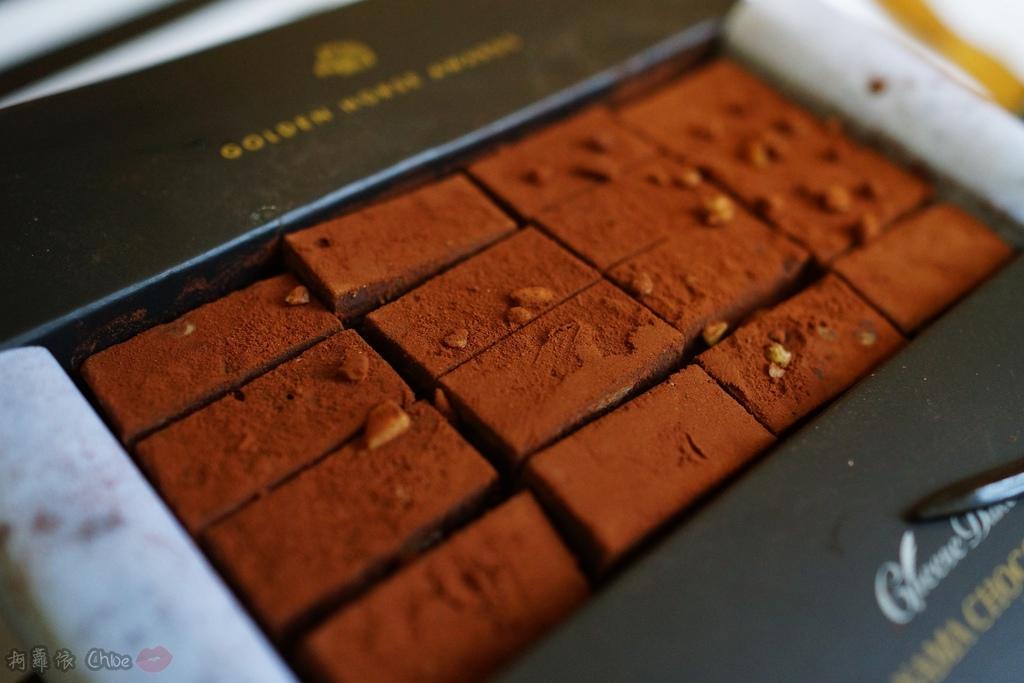 甜點 台南起士公爵 絲滑入口 流金花生巧克力 第55屆金馬指定甜點9.JPG