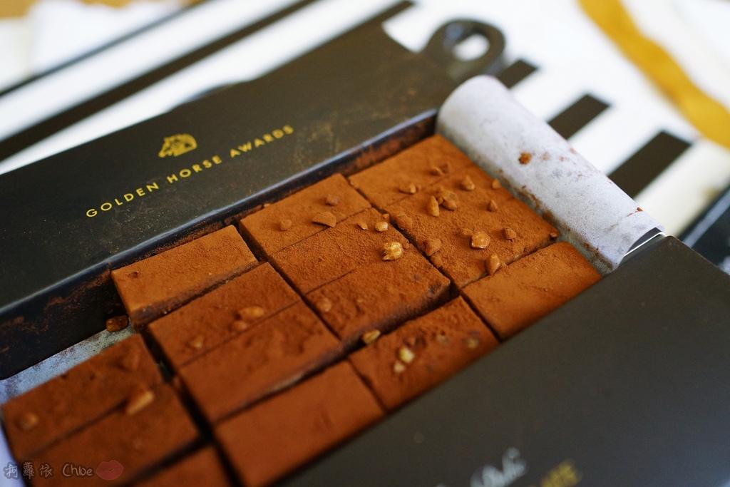 甜點 台南起士公爵 絲滑入口 流金花生巧克力 第55屆金馬指定甜點14.JPG