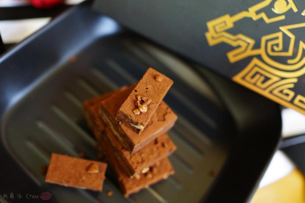 甜點 台南起士公爵 絲滑入口 流金花生巧克力 第55屆金馬指定甜點15.JPG