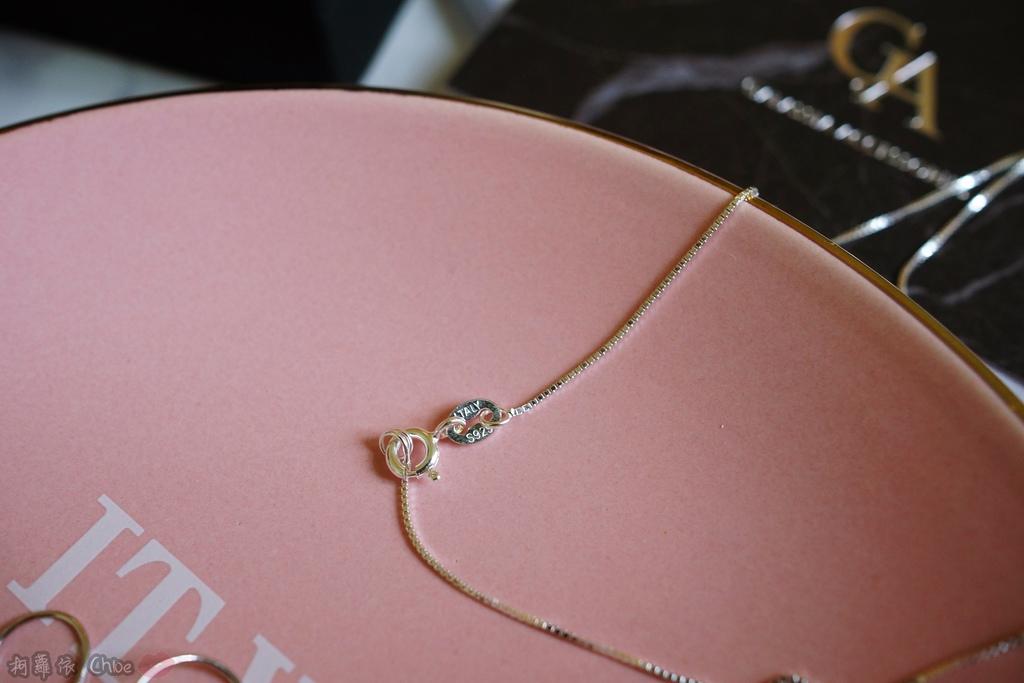 銀飾 簡約質感優雅美學 Galassia Accessories 紐約銀飾精品 S925銀飾配戴穿搭分享6.JPG