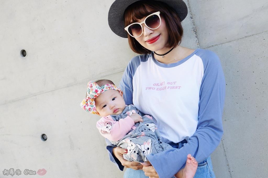 穿搭 讓寶貝穿得舒適又好看!時尚潮流姊妹裝Hallmark Babies潮流寶寶服飾系列2.JPG