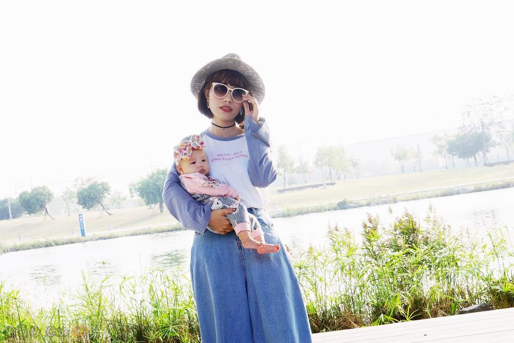 穿搭 讓寶貝穿得舒適又好看!時尚潮流姊妹裝Hallmark Babies潮流寶寶服飾系列17.JPG