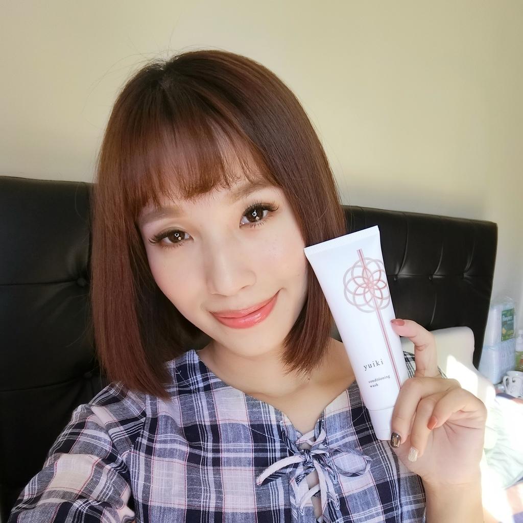 清潔保養 透明肌養成術 酒粕添加yuiki溫感去角質卸妝凝膠 深層調理洗面乳18.JPG