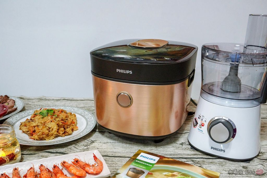 料理推薦 年菜有金小萬就搞定!飛利浦雙重脈衝智慧萬用鍋HD2195、廚神料理機HR776257.jpg