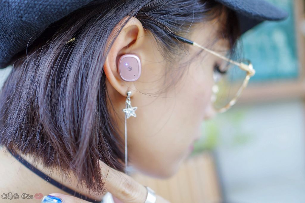 3C開箱 是耳機也是時尚配件!PoProro MINI 真無線藍牙耳機@Beeding嗶丁選物23.jpg