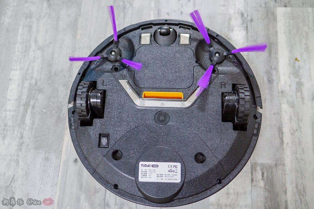開箱 有了TiDdi鈦敵V300智能規劃掃地機器人 媽咪日常多了更多時間 水箱模組 掃地拖地難不倒 聰明的掃地機8.jpg