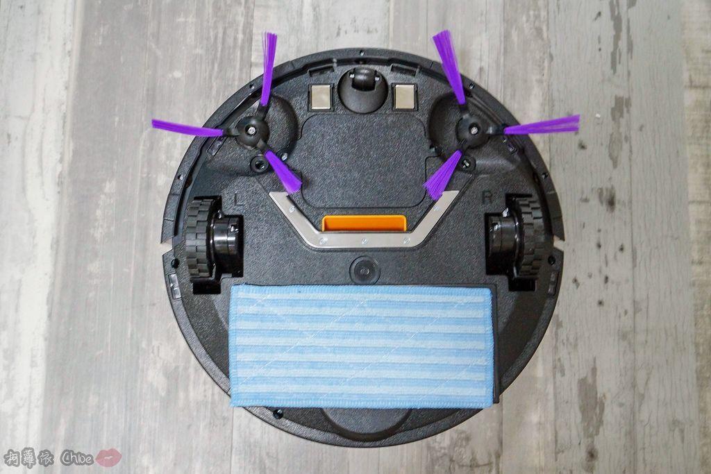 開箱 有了TiDdi鈦敵V300智能規劃掃地機器人 媽咪日常多了更多時間 水箱模組 掃地拖地難不倒 聰明的掃地機9.jpg