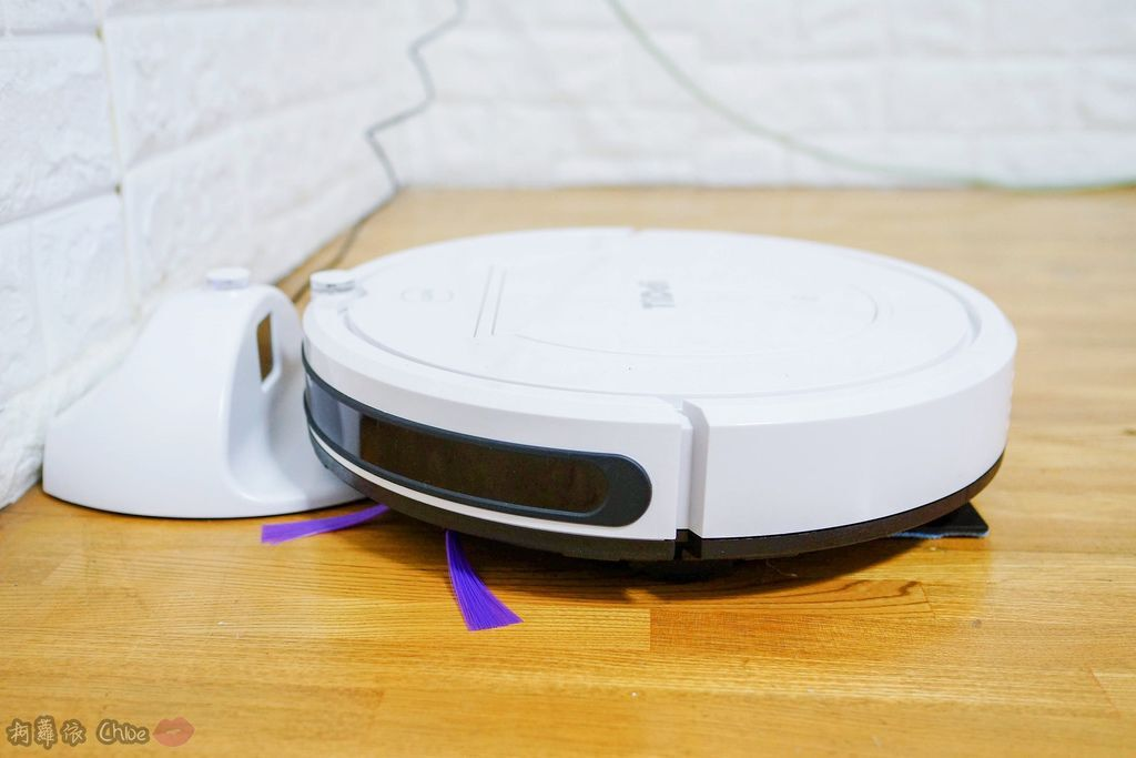 開箱 有了TiDdi鈦敵V300智能規劃掃地機器人 媽咪日常多了更多時間 水箱模組 掃地拖地難不倒 聰明的掃地機11B.jpg