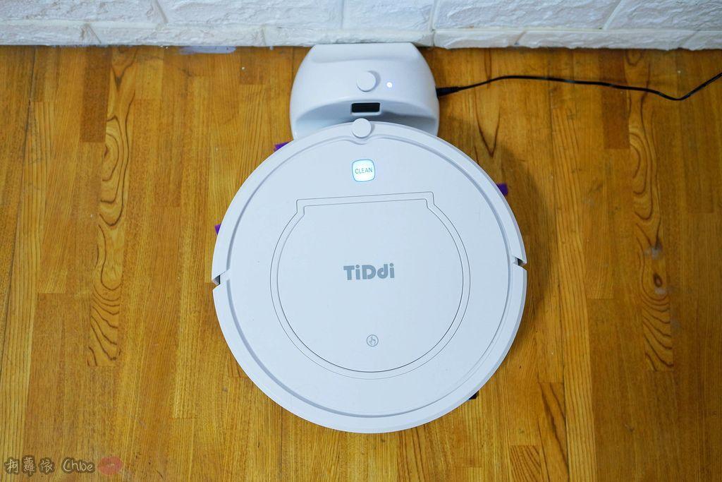 開箱 有了TiDdi鈦敵V300智能規劃掃地機器人 媽咪日常多了更多時間 水箱模組 掃地拖地難不倒 聰明的掃地機11C.jpg