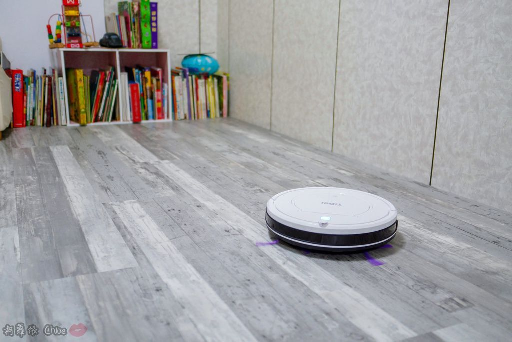 開箱 有了TiDdi鈦敵V300智能規劃掃地機器人 媽咪日常多了更多時間 水箱模組 掃地拖地難不倒 聰明的掃地機17.jpg