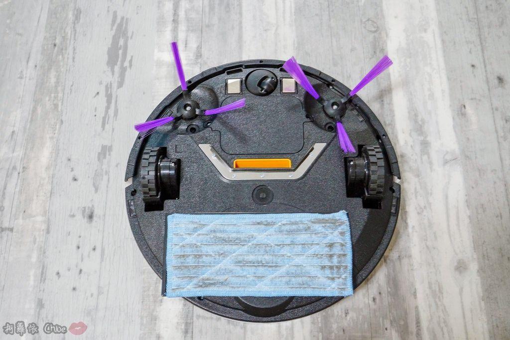開箱 有了TiDdi鈦敵V300智能規劃掃地機器人 媽咪日常多了更多時間 水箱模組 掃地拖地難不倒 聰明的掃地機19.jpg