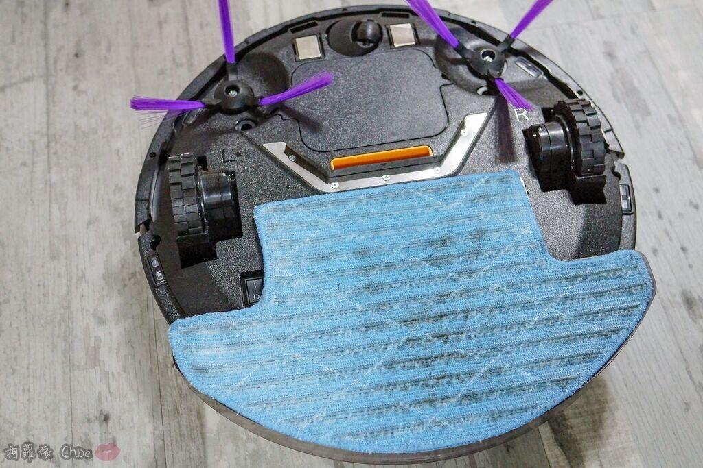 開箱 有了TiDdi鈦敵V300智能規劃掃地機器人 媽咪日常多了更多時間 水箱模組 掃地拖地難不倒 聰明的掃地機30.jpg