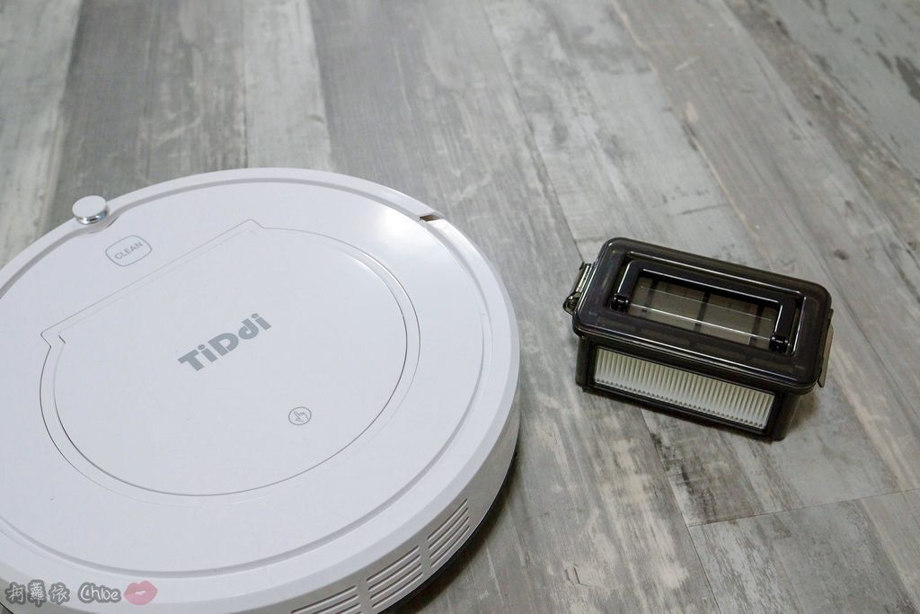 開箱 有了TiDdi鈦敵V300智能規劃掃地機器人 媽咪日常多了更多時間 水箱模組 掃地拖地難不倒 聰明的掃地機37.jpg