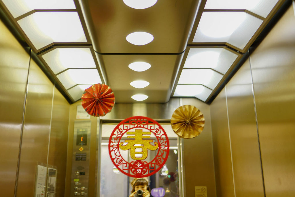 台中草悟道住宿 綠宿行旅Green Hotel 環保旅店榮獲三星級 LED心之光牆放煙火親子互動更有趣30.jpg