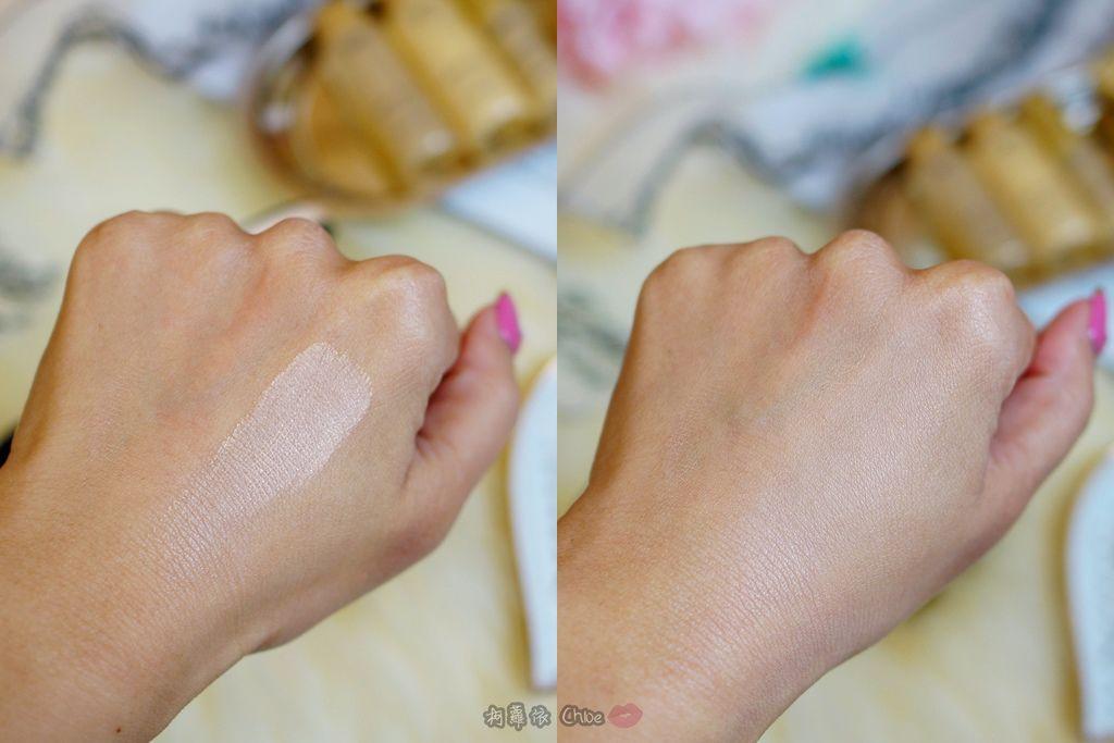 韓劇歐膩般的光潤肌 IOPE艾諾碧 完美恆采持色氣墊粉底 時光金鑰緻顏全套體驗組11.jpg