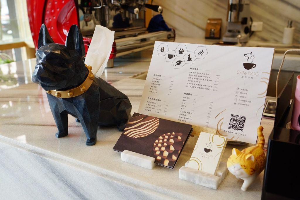 高雄 Cafedog寵物沙龍 寵物美容x網美咖啡廳複合店 優質服務和時尚空間 給毛小孩舒適SPA美容7.JPG