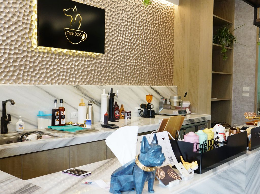 高雄 Cafedog寵物沙龍 寵物美容x網美咖啡廳複合店 優質服務和時尚空間 給毛小孩舒適SPA美容8.JPG