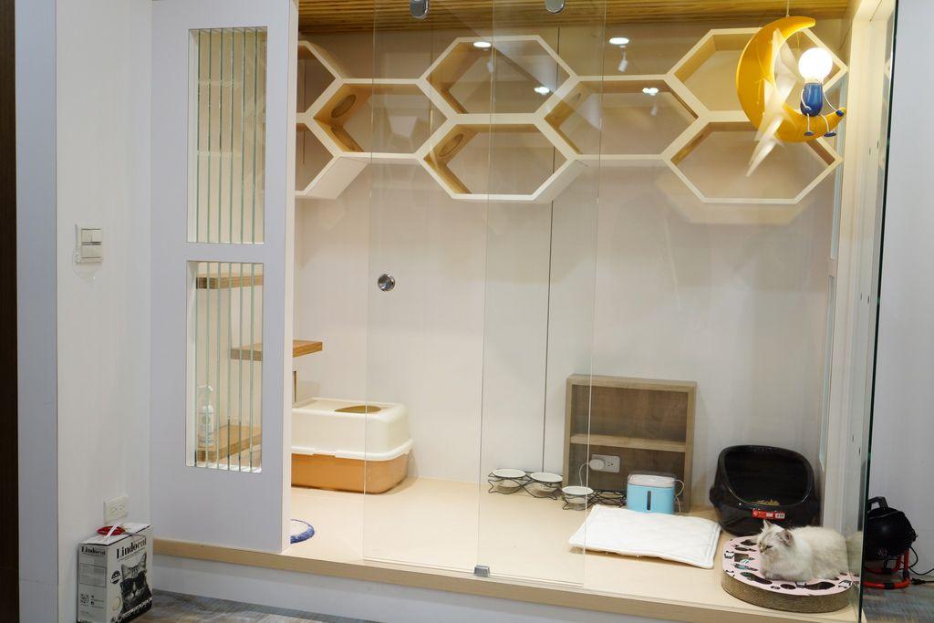 高雄 Cafedog寵物沙龍 寵物美容x網美咖啡廳複合店 優質服務和時尚空間 給毛小孩舒適SPA美容23.JPG