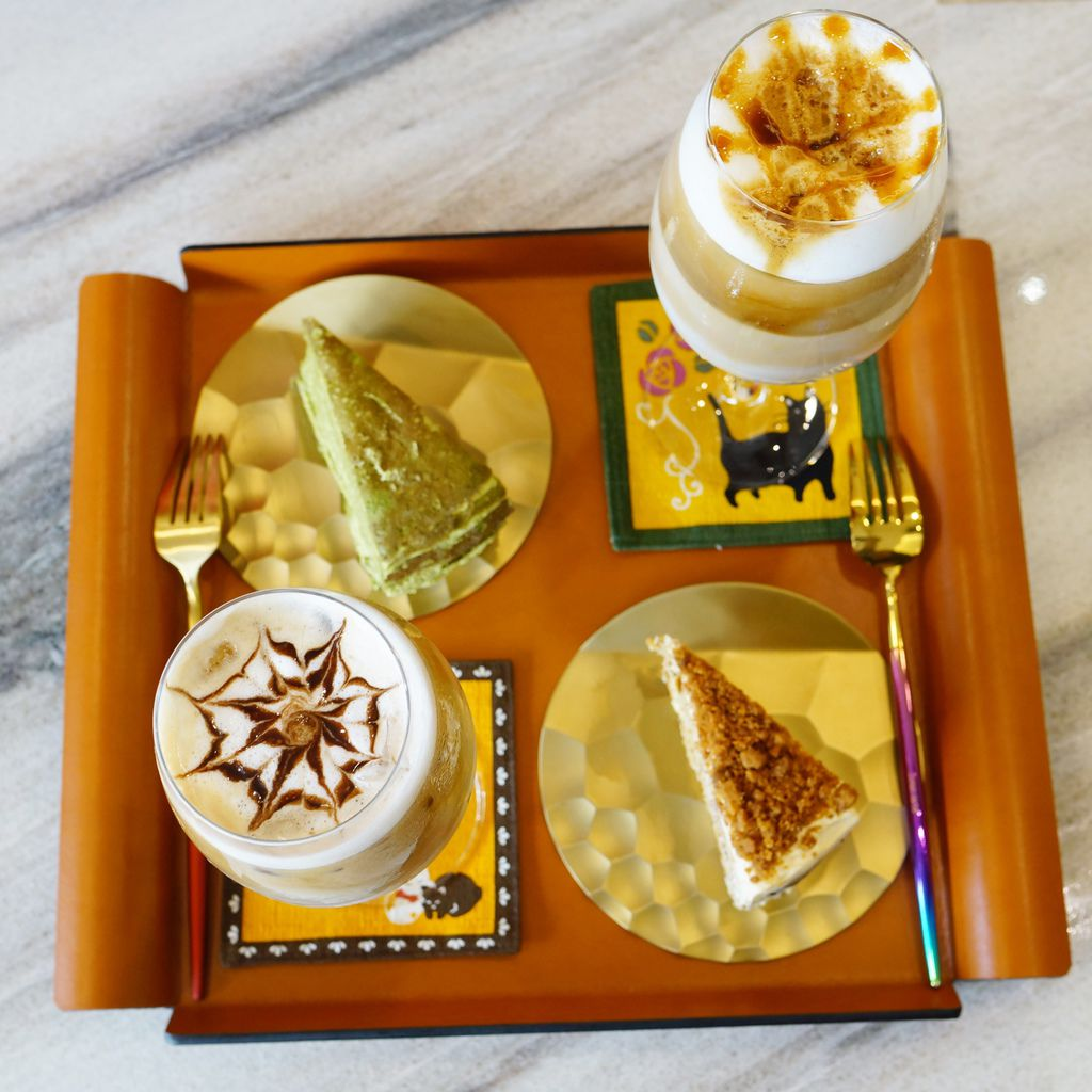 高雄 Cafedog寵物沙龍 寵物美容x網美咖啡廳複合店 優質服務和時尚空間 給毛小孩舒適SPA美容31.JPG