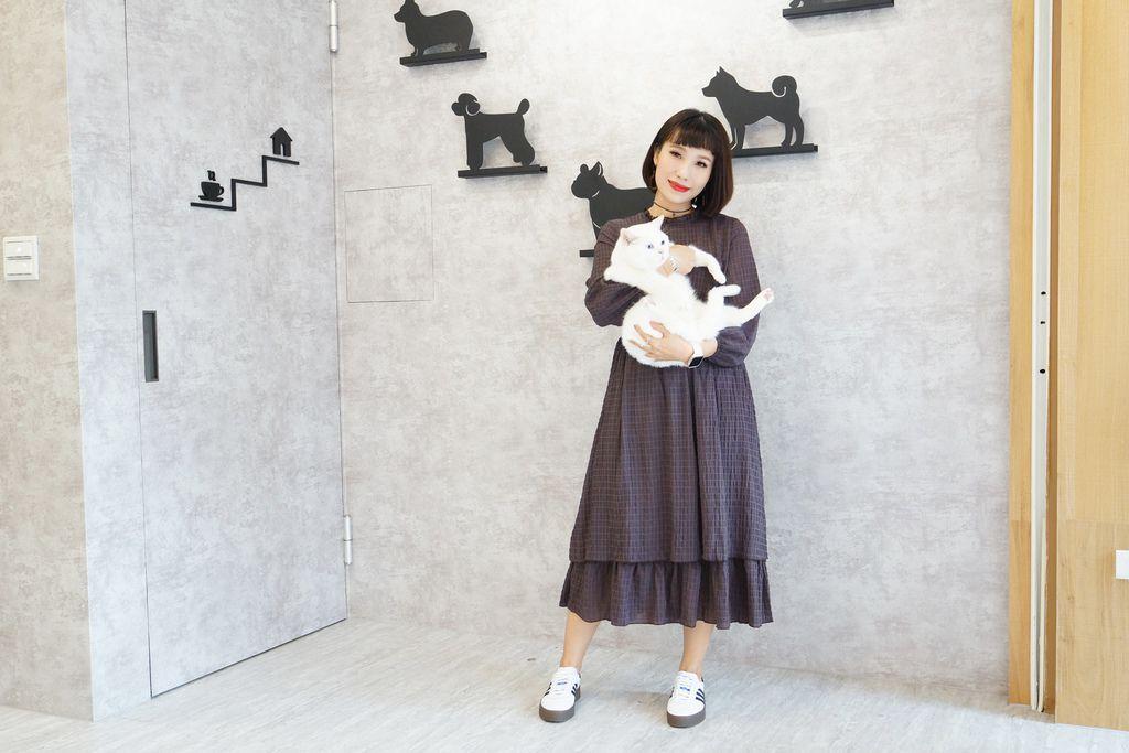 高雄 Cafedog寵物沙龍 寵物美容x網美咖啡廳複合店 優質服務和時尚空間 給毛小孩舒適SPA美容51.JPG